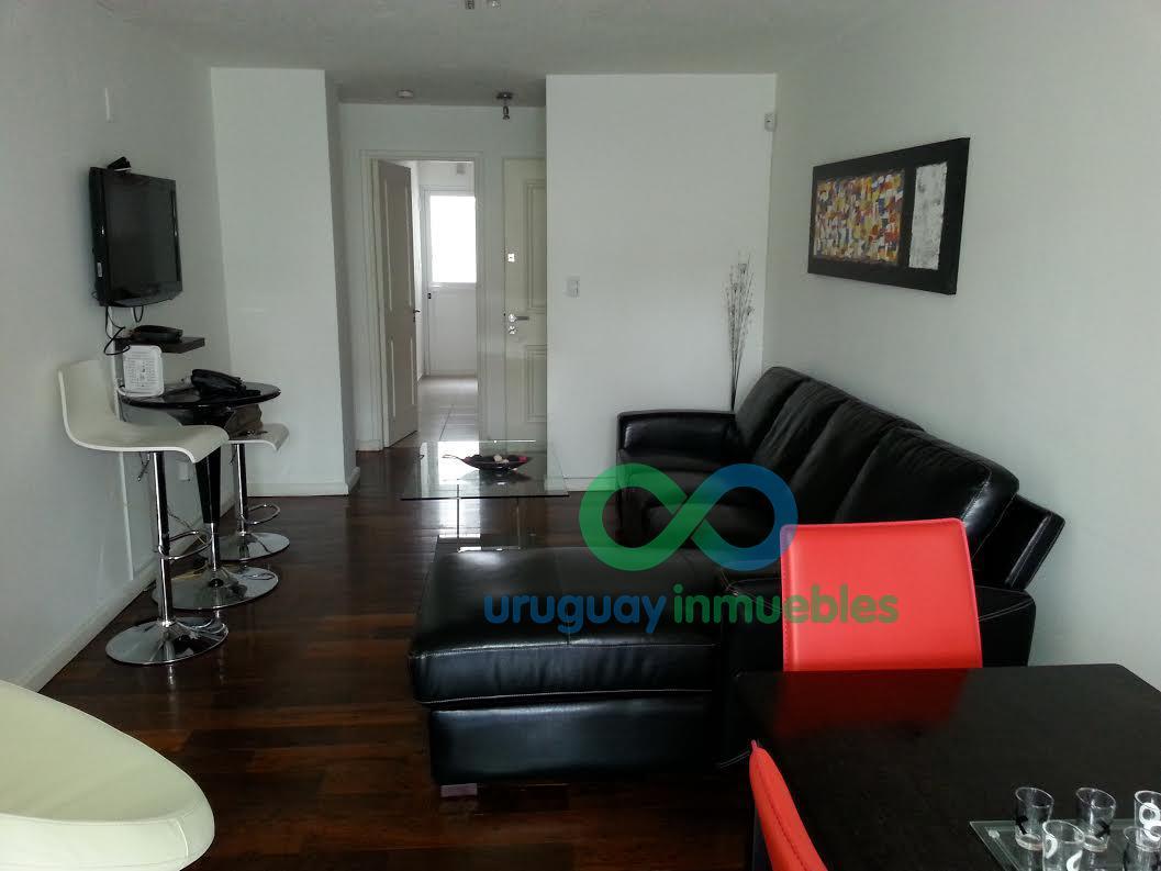 Precioso apartamento amoblado en Punta Carretas