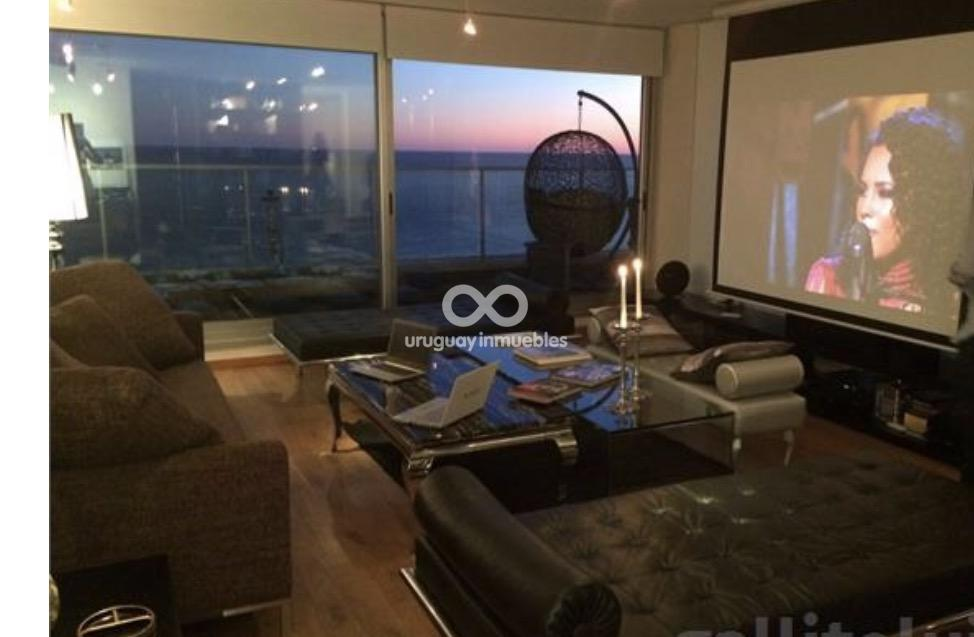 Espectacular y unico penthouse en rambla Malvin