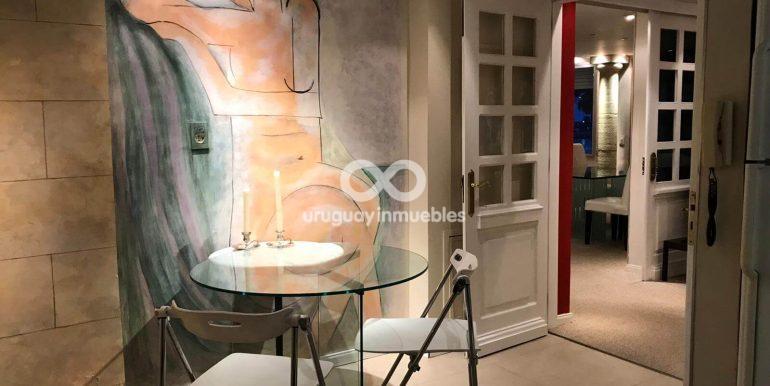 Apartamento con Muebles en Zona Pocitos - Uruguay Inmuebles (11)