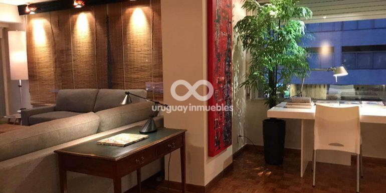Apartamento con Muebles en Zona Pocitos - Uruguay Inmuebles (25)