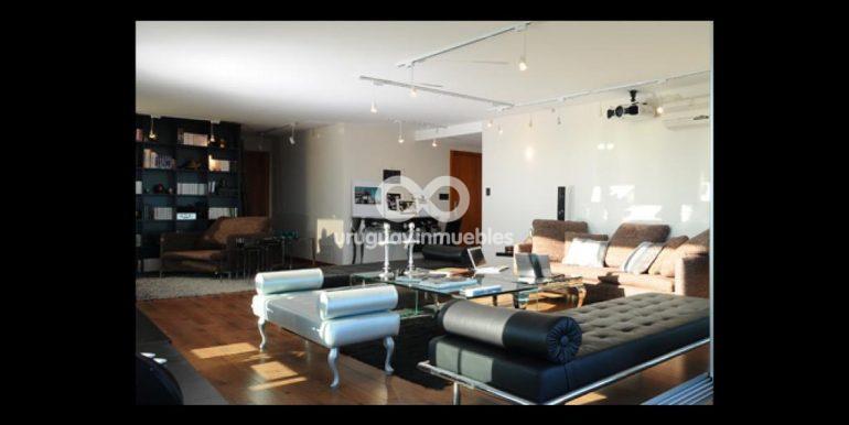 Apartamento en alquiler equipado - Uruguay Inmuebles (1)