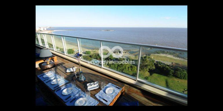 Apartamento en alquiler equipado - Uruguay Inmuebles (12)
