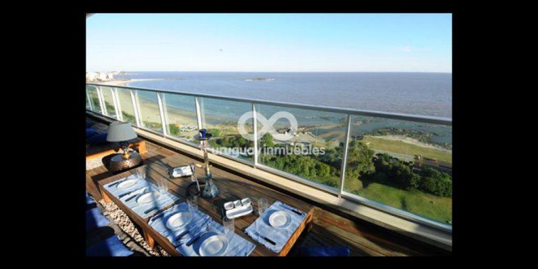 Apartamento en alquiler equipado - Uruguay Inmuebles (13)