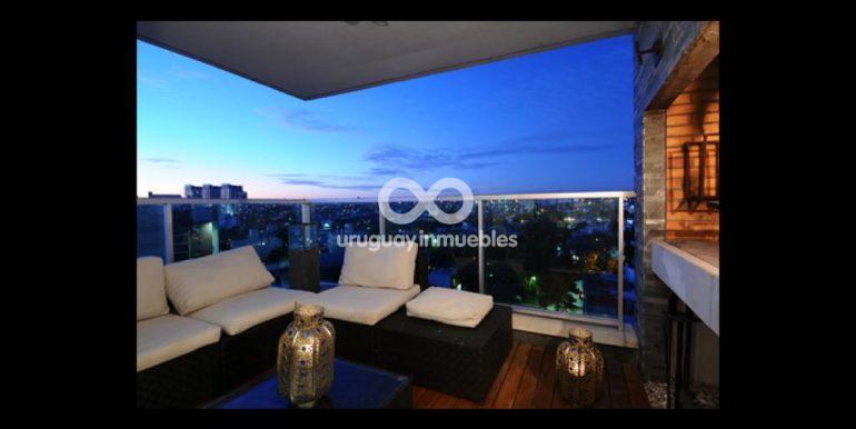 Apartamento en alquiler equipado - Uruguay Inmuebles (15)