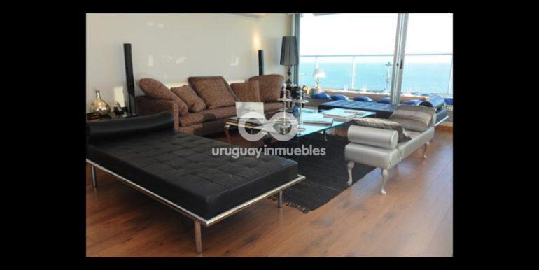 Apartamento en alquiler equipado - Uruguay Inmuebles (2)
