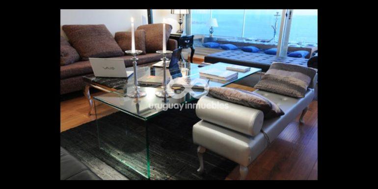 Apartamento en alquiler equipado - Uruguay Inmuebles (3)