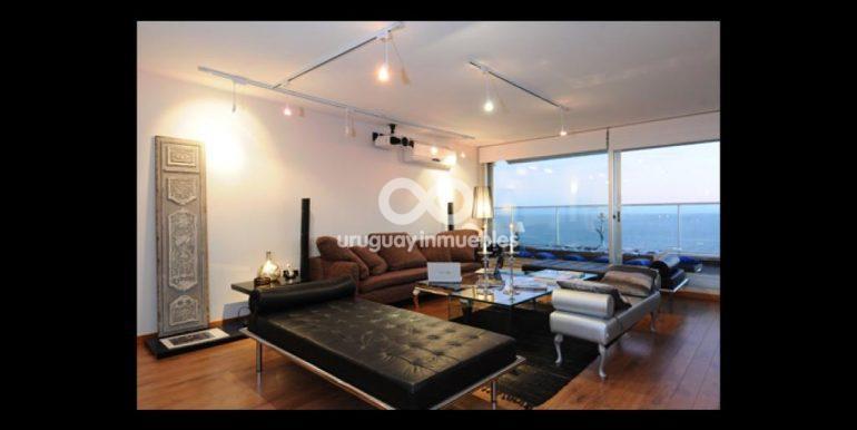 Apartamento en alquiler equipado - Uruguay Inmuebles (5)