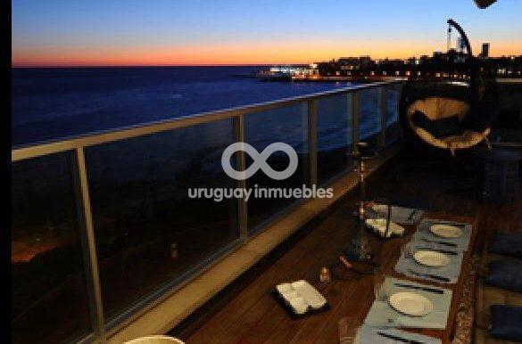 Apartamento en alquiler equipado - Uruguay Inmuebles (8)